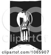 Creepy Skull