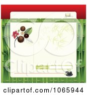 Clipart Spa Website Template 3 Royalty Free Vector Illustration by Eugene