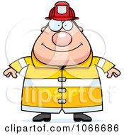 Pudgy Fireman