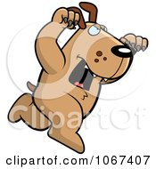 Ferocious Dog Attacking by Cory Thoman