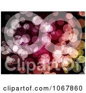 Clipart Bokeh Light Background Royalty Free Illustration