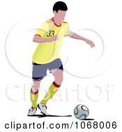 Soccer Athlete 6 by leonid