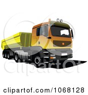 Dump Truck by leonid