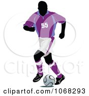 Soccer Athlete 5 by leonid