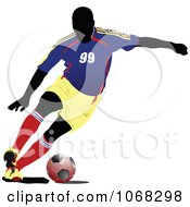 Soccer Athlete 2 by leonid
