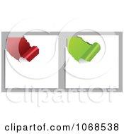 Clipart Torn Paper Design Elements Royalty Free Vector Illustration