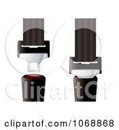 3d Seat Belt Buckles