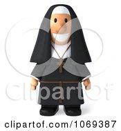 3d Nun