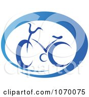 Clipart Cyclist Icon 4 Royalty Free Vector Illustration by Vector Tradition SM