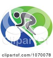 Cyclist Icon 3