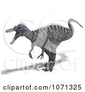3d Prehistoric Suchomimus Dinosaur 1