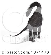 Clipart 3d Prehistoric Brachiosaurus Dinosaur 14 Royalty Free CGI Illustration by Ralf61