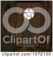 Clipart 3d Middle Ages Dungeon Interior Scene 2 Royalty Free CGI Illustration by Ralf61