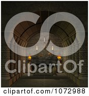 Clipart 3d Medieval Altar 2 Royalty Free CGI Illustration by Ralf61
