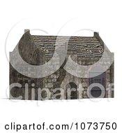 Clipart 3d Medieval Blacksmith Shop Building 6 Royalty Free CGI Illustration by Ralf61