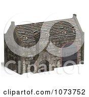 Clipart 3d Medieval Blacksmith Shop Building 8 Royalty Free CGI Illustration by Ralf61