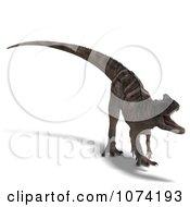 3d Prehistoric Ceratosaurus Dinosaur 6