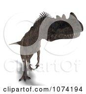 3d Prehistoric Ceratosaurus Dinosaur 8