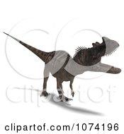 3d Prehistoric Ceratosaurus Dinosaur 9