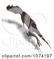 3d Prehistoric Ceratosaurus Dinosaur 10