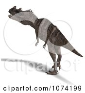 3d Prehistoric Ceratosaurus Dinosaur 5