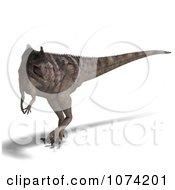 3d Prehistoric Ceratosaurus Dinosaur 2