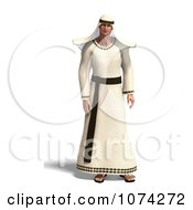 Clipart 3d Male Shepherd Royalty Free CGI Illustration by Ralf61