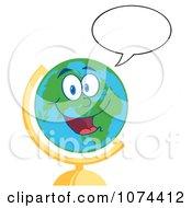 Talking Desk Globe