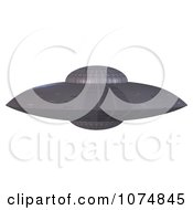Clipart 3d UFO Flying Saucer Spacecraft 18 Royalty Free CGI Illustration by Ralf61