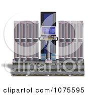 3d Server Racks 15
