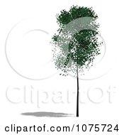 Clipart 3d Tree 9 Royalty Free CGI Illustration