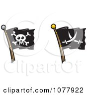 Jolly Roger Pirate Flags