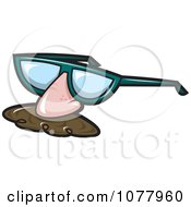 Spy Gear Disguise Glasses