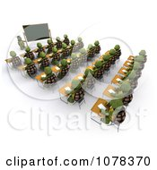 Clipart 3d Tortoise Class Royalty Free CGI Illustration