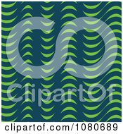 Clipart Green Wave Background Royalty Free Vector Illustration by Prawny