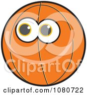 Smiling Basketball