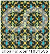 Seamless Background Pattern Design 11