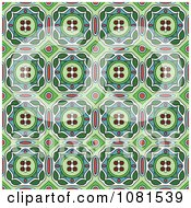 Seamless Background Pattern Design 6