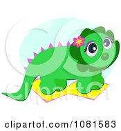 Sad Lizard Like Alien