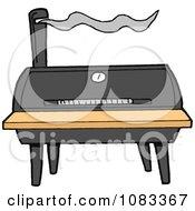 Barrel Barbecue Smoker