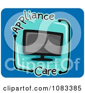 Clipart Appliance Car Blog Icon Royalty Free Vector Illustration