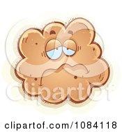 Sad Fart Character