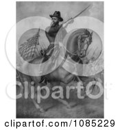 General Benjamin Harrison Royalty Free Stock Illustration