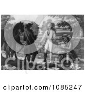 The Capture Of John Andre Royalty Free Stock Illustration
