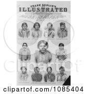 Modoc Indians Free Historical Stock Illustration by JVPD