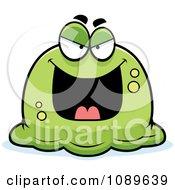 Pudgy Evil Green Blob