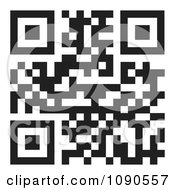 Black And White Qr Code
