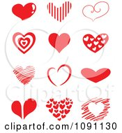 Red Heart Designs