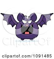 Evil Purple Bat