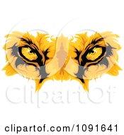 Golden Lion Eyes